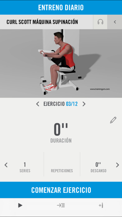 PW FIT screenshot 3