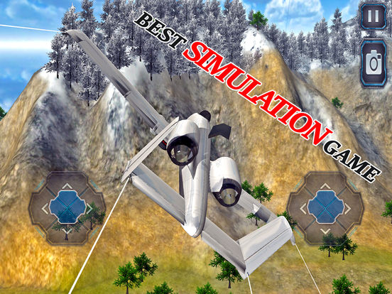 Air war Jet Battles Simulation screenshot 7
