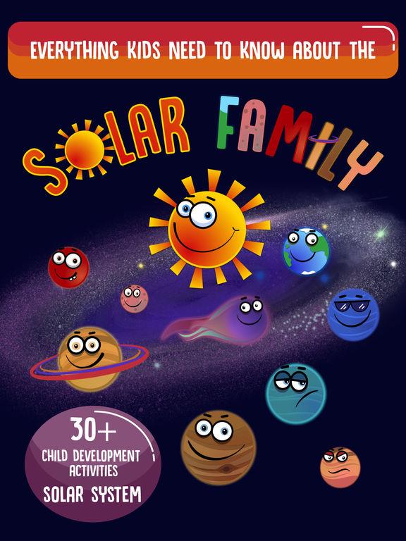 Solar Family App Reviews Bestappsforkids Com