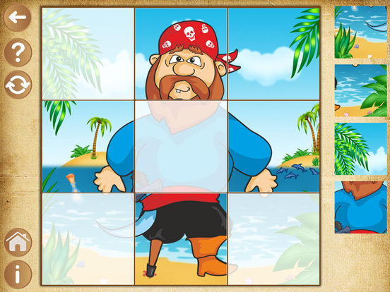 Детские игры пазлы для детей и малышей бесплатно Скриншоты7