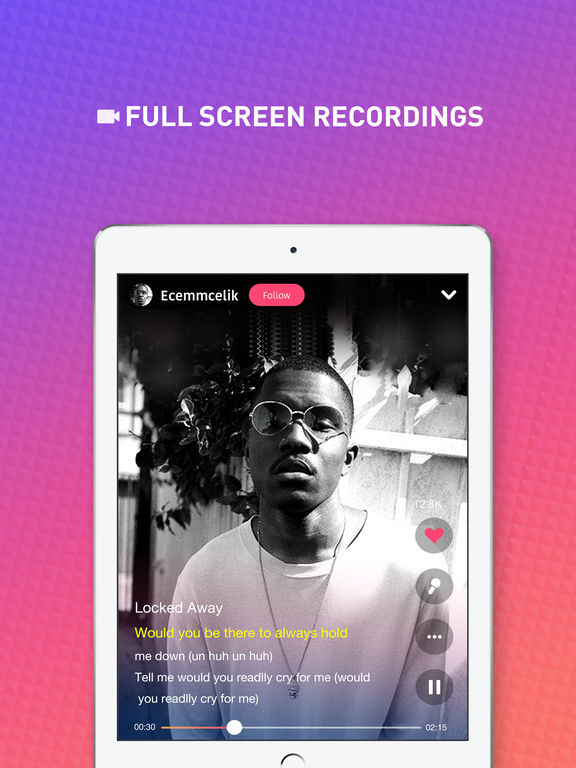 StarMaker: Sing Karaoke + Auto-Tune + Video screenshot