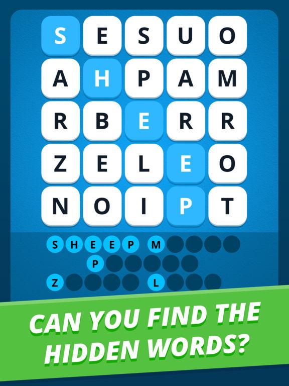 WordMega - Word Puzzle Game screenshot 8
