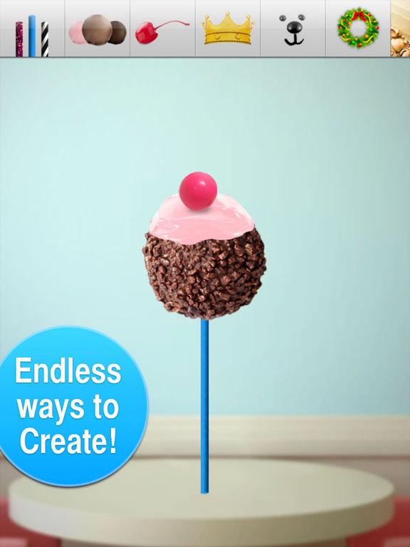 cake pop maker on the app store. Black Bedroom Furniture Sets. Home Design Ideas