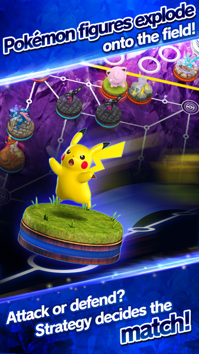 Screenshots of Pokémon Duel for iPhone