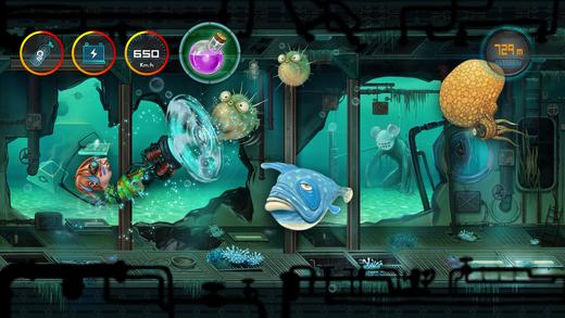 Water Planet Screenshot