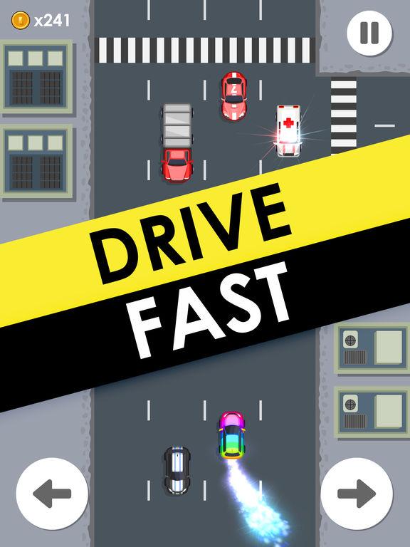 Игра Drive Fast