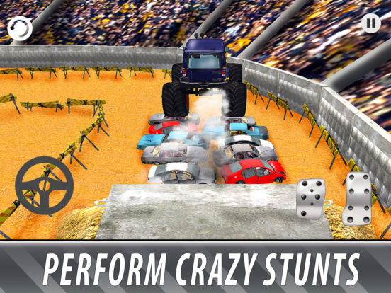 Monster Truck Stunt Arena screenshot 6