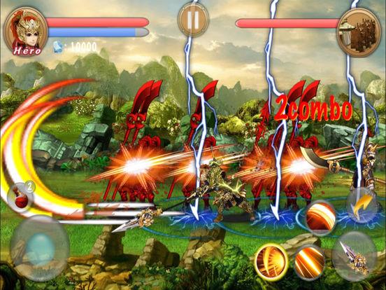 God Sword Waked screenshot 6