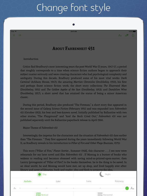 a farewell to arms book report
