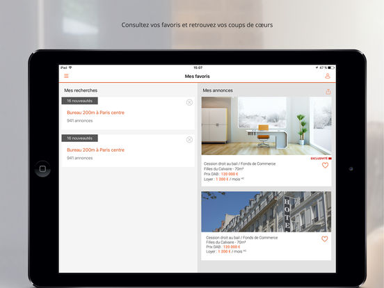 AgoraBiz iPad Screenshot 5