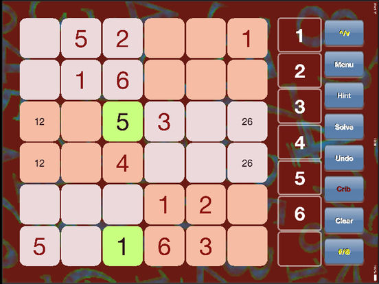 Sudoku Kid iPad Screenshot 2