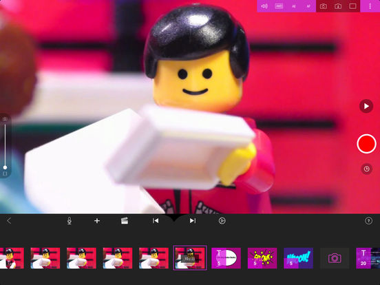 Stop Motion Studio Pro Screenshots