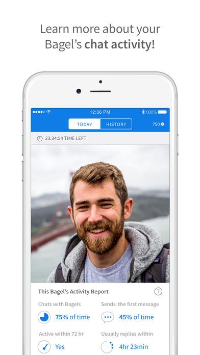Coffee shop dating app