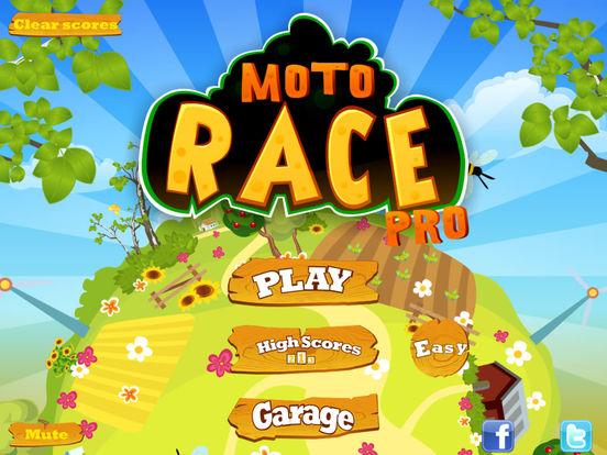 Moto Race Pro Free на iPad