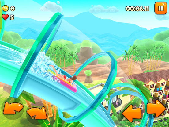 Screenshot #1 for Uphill Rush