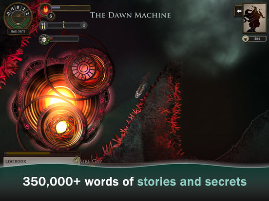 Sunless Sea Screenshots