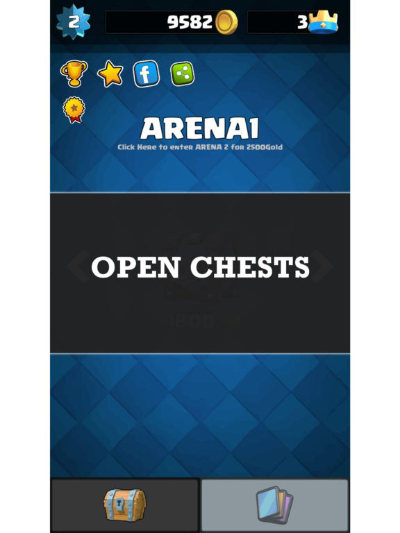 Chest Sim For Clash Royale screenshot 3