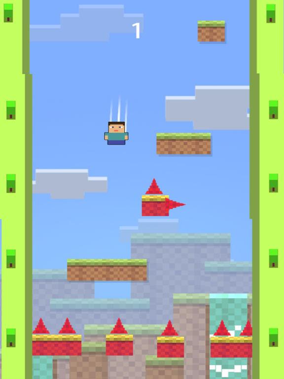 Pixel Boy Spike Jumper screenshot 5