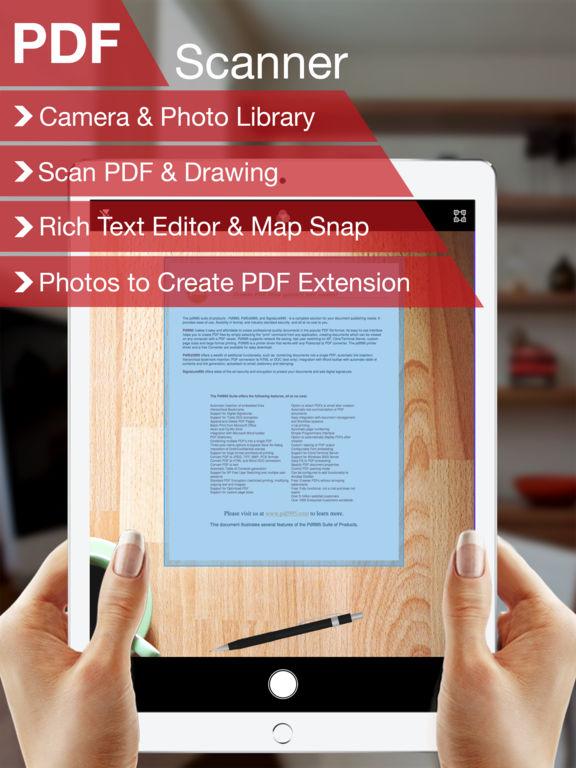 PDF Export - Documents to PDF Converter & Scanner Screenshots