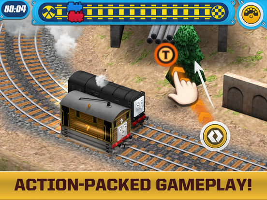 Thomas & Friends: Race On!screeshot 4