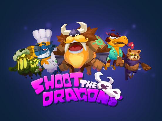 巨龙射手 - 多人竞技的横版射击游戏