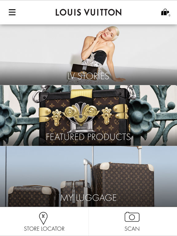 Louis Vuitton Pass On The App Store