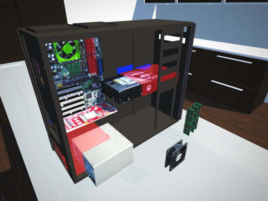 Home PC Building Simulator screenshot 2