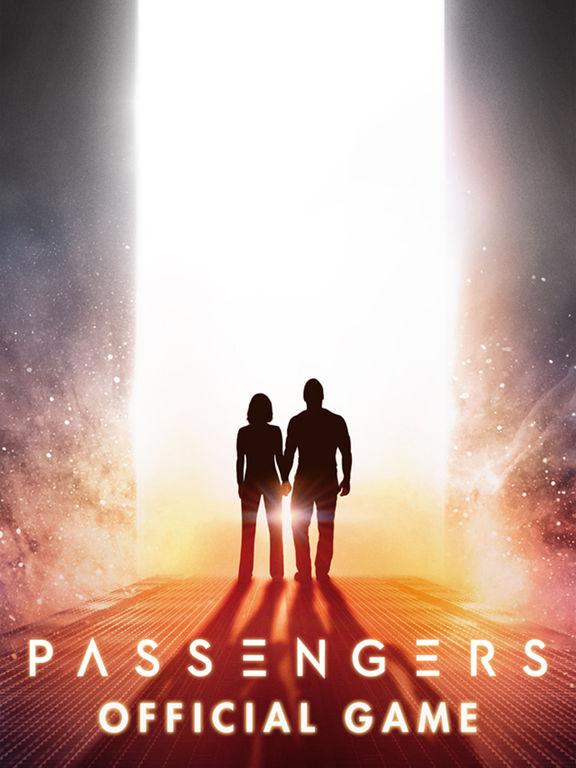 Passengers: Official Game на iPad