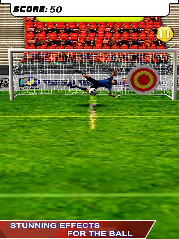 Football Penalty Shot screenshot 8