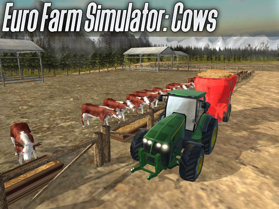 Euro Farm Simulator: Cows Full screenshot 5