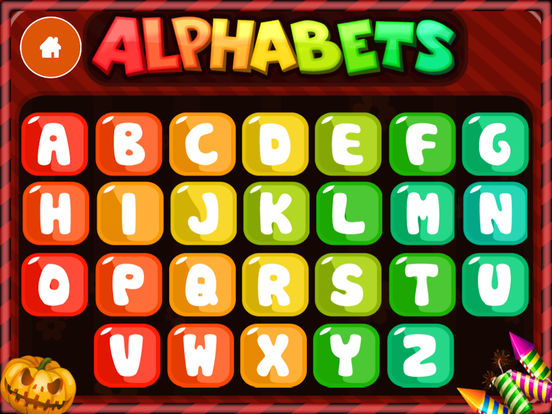 Alphabets HD Lite by KLAP - Best way to learn alphabets for kids. Learning is fun and entertaining now. iPad Screenshot 2