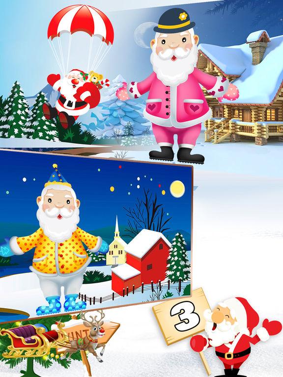 App shopper surprise gift santa claus dress up games for