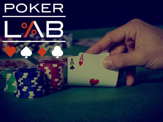 pokerLab. Premium iPad Screenshot 1