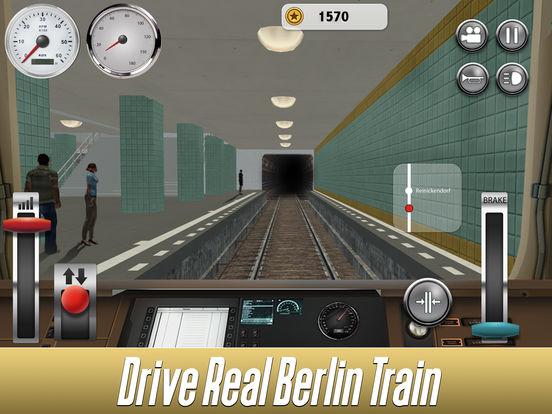 Berlin Subway Simulator 3D Full Screenshots