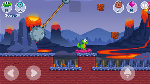 Croc's World 3 Screenshot