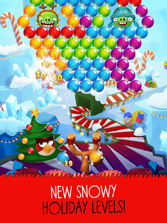 Angry Birds POP! - Bubble Shooter Screenshots