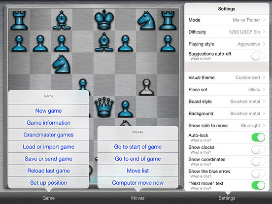 Chess Pro - with coach Screenshots