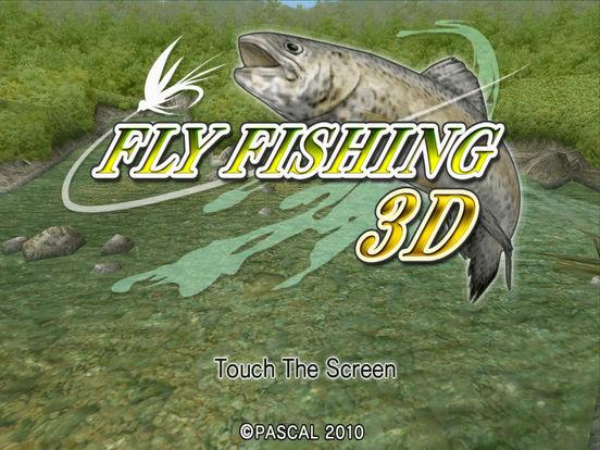 Fly Fishing 3D HD iPad Screenshot 1
