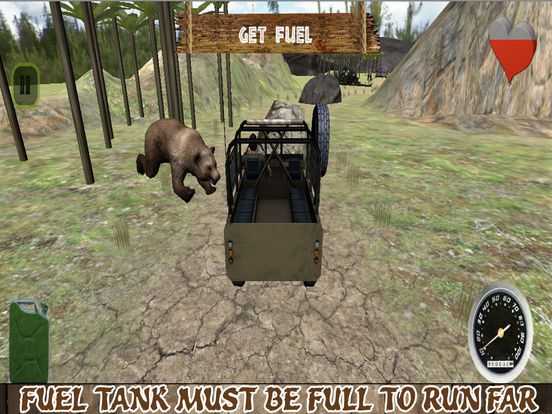 Safari Tours Wild Riding Adventure screenshot 6
