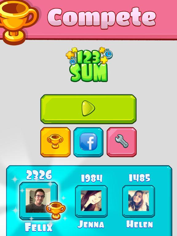 123 Sum! screenshot 7