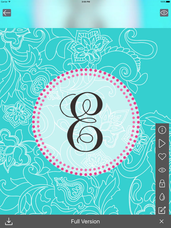 monogram maker download cool wallpapers on the app store