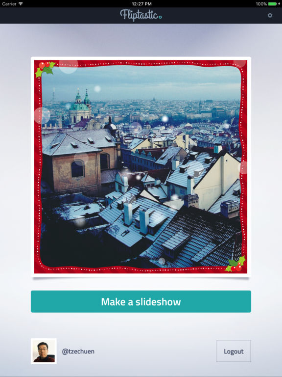 Fliptastic Pro – Photo Slideshow Maker Screenshots