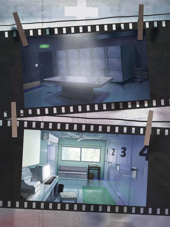 Escape The Rooms:Hospital Horror Escape Games screenshot 9
