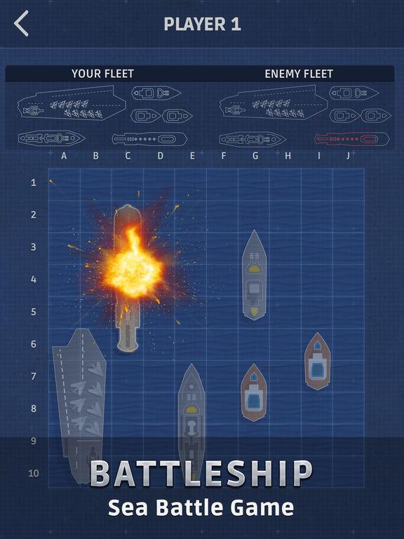 Battleship ∙ screenshot 5