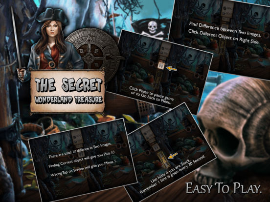 The Secret Wonderland Treasure Pro screenshot 8
