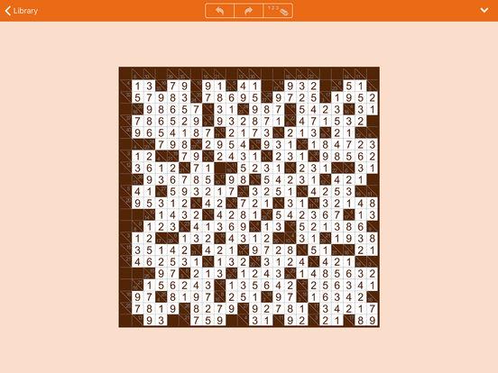 Conceptis Kakuro screenshot 8