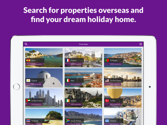 Zoopla Property Search iPad Screenshot 4