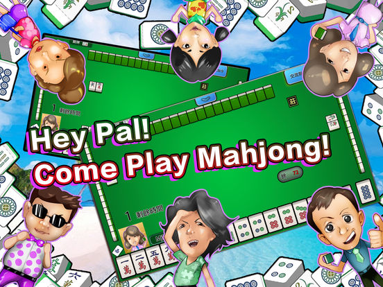 Come Play Mahjong at the Mahjong Resort Paradise Image