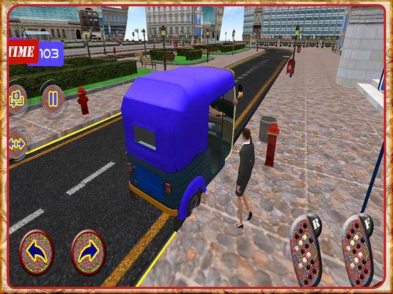 Download Tuk Tuk Auto Rickshaw Driving for PC