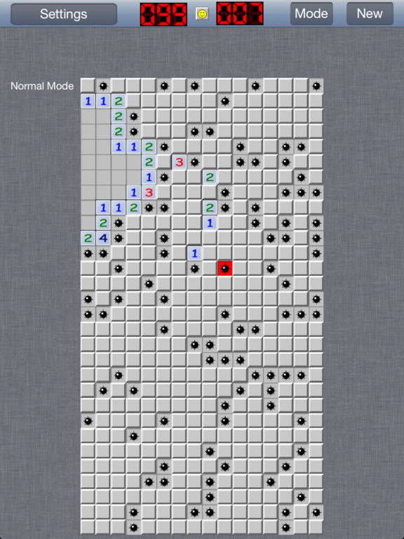 Classic MineSweeper Game.screeshot 3
